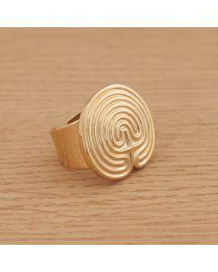 "Ring ""KRITI"", gold"